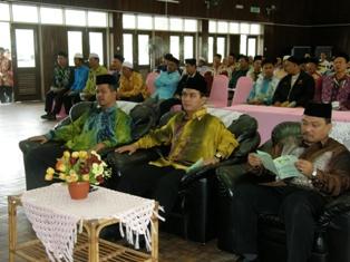 Ustaz Saiful, Saudara Azman Haji Ruslan dan Ustaz Razak Hamdin