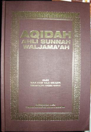 Kitab Mengenai Aqidah Ahli Sunnah WalJamaah
