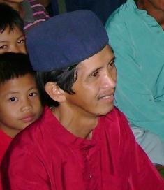 Encik Wajimin. Beliau sentiasa mesra dan merendah diri dengan kawan-kawan