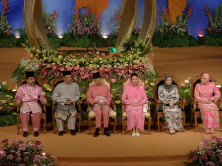 Sultan Kedah dan Sultanah Kedah