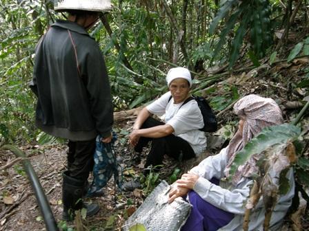 Wajah Orang Kampung Yang Dahagakan Kemudahan Infrasruktur