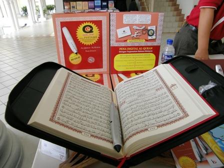 Mushaf digital, inovasi terkini harga RM500 sebuah
