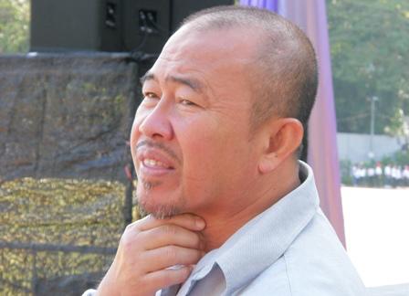 Pengurus Kompang Kesenian Islam Sabah, Tuan Haji Hasan Wahab