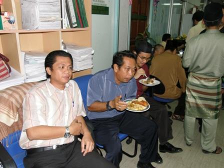 Saudara Akmal, Ahmad dan Kamin