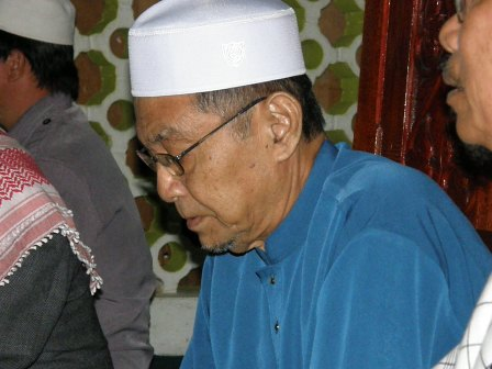 Tuan Haji Ghazali Sulaiman