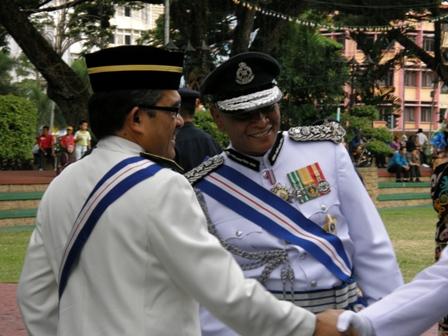 YB Datuk Sukarti Wakima,Setiausaha Kerajaan Negeri Sabah