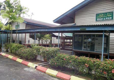 Bangunan Asrama Baitul Iman
