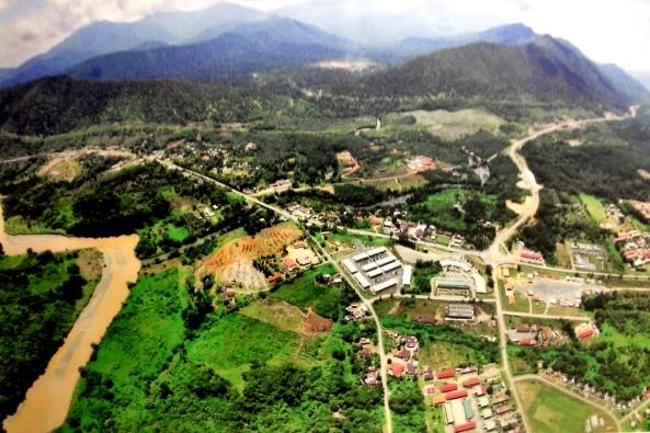 Telupid Panorama